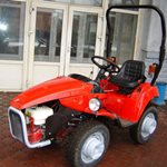 Выпущен новый мини трактор Белорус – 152