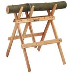 Усовершенствуем козлы для распиловки древесины