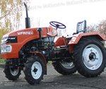 Отзывы пользователей о мини тракторах Уралец-180,  220