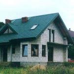 Постройка блочного дома из газосиликата