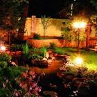 Освещение внутренних двориков