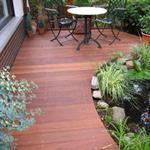 Дорожки с деревянным покрытием и сколько они прослужат