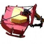Роторная косилка  Сморгонского  завода для мини трактора КТМ-2