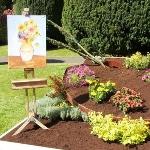Креативные идеи оформления загородного участка