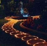 Светильники в тротуаре