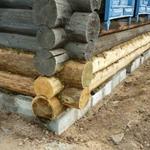 Переделка старого деревянного дома 2 часть