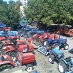 Как доставляют  б/у трактора из Японии?