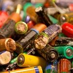 Способ утилизации электрических батареек