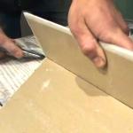 Некоторые приёмы работы с гипсокартонном
