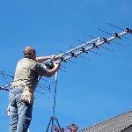 Выбор и монтаж телевизионной антенны загородом