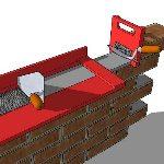 Bricky для кладки кирпича и самодельные приспособления