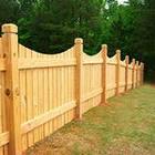 Как установить  деревянный забор?