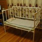 Делаем  детскую кровать из полипропиленовых труб