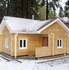 Дома из деревянного бруса за и против