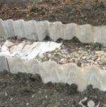 Делаем дорожки из строительных отходов