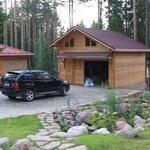 Какой гараж лучше – отдельный или в доме?