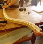Как изготовить деревянные дугообразные детали?