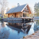 Идеальное место для бани