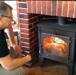 Отопление на хуторе или дом без газа