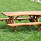 Как сделать стол своими руками для загородного дома?